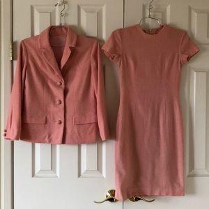 Vintage dress suit set